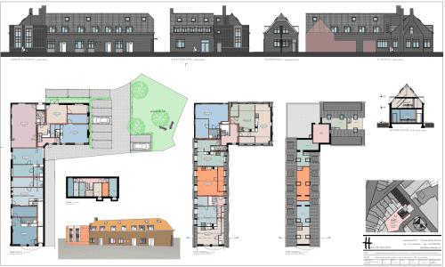 2 kamer appartement geefhuishof 57 in tilburg te huur